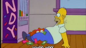 Homer Vending Machine Unique Happy Homer Simpson GIF Find Share On GIPHY