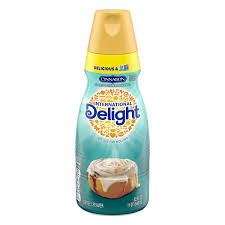 Filled at plant printed on label. Save On International Delight Coffee Creamer Cinnabon Classic Cinnamon Roll Order Online Delivery Giant