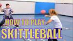 skittle ball