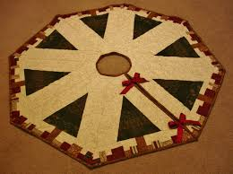 Christmas Tree Skirt Pattern Custom Speedy Christmas Tree Skirt Moda Bake Shop