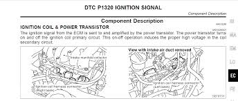 ignition coil wiring diagram image details 2007 nissan altima ignition coil diagram