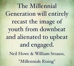 Millennial Quotes Simple Fk You I Am Proud To Be A Millennial The Male Stylist