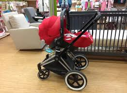 What Strollers Are Compatible With The Cybex Cloud Q Infant