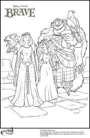 Disney Descendants Mal Coloring Pages