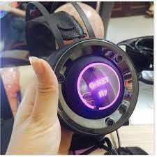 TAI NGHE GNET H7S CÓ RUNG LED RGB