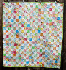 simple kids quilt | WOMBAT QUILTS & Easy modern kids quilt Adamdwight.com