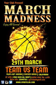 March Madness Flyer 17 Best March Madness Poster Templates Images March Madness