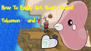 Pokemon X and Y - How To Get Heart Scales - YouTube