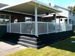 aluminum patio covers kits. Flat Pan Patio Cover Kit Porch Cost Estimator Design On Aluminum Covers Kits