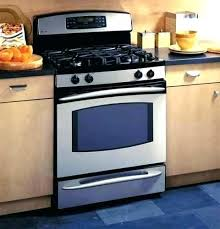 warming drawer under oven temperature ge a9