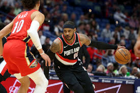Portland trail blazers forward norman powell. Carmelo Anthony Officially Joins The Portland Trail Blazers The New York Times