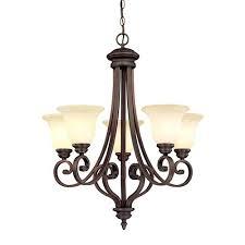 6 light bronze chandelier oxford rubbed bronze five light chandelier with glass sfera 6 light autumn
