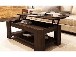 coffee table with lift unique new caspian espresso lift top coffee table with storage shelf