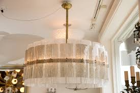 large drum chandelier 3