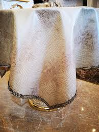 <b>Скатерть</b> Croco Beige&Gold 140x180 см <b>Nelya Nurieva</b> 7137020 в ...