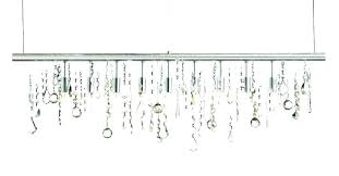 9 bulb chandelier chandeliers portfolio light crystal branching bubble lindsey adelman