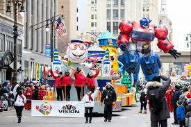 Miss America Parade Seating Chart Guide To 2019 Thanksgiving Parade In Detroit