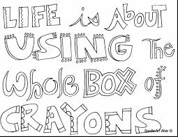 Small Picture fabulous quote coloring pages dokardokarznet