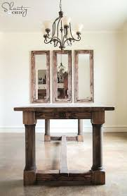 cool turned leg dining table dining table with turned legs shanty 2 chic turned leg dining