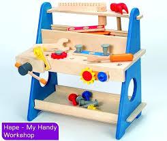 wooden workbench toy my handy work wooden toy workbench ireland