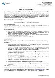 informatica developer resume sample roles - Informatica Sample Resume