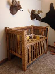 Back to: Western Nursery Rustic Baby Cribs Ideas