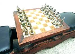 full size of wooden table chess set large board up queen coffee display kitchen stunning coffe