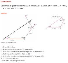 Go to your personalised recommendations wall and choose a skill that looks interesting! Practical Geometry Class 8 Extra Questions Maths Chapter 4 Learn Cbse