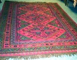 pink tribal rug rugs n relics antique carpets and curios print hot