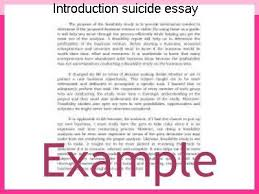 introduction suicide essay essay help introduction suicide essay an introduction to adolescent depression and and hostile family relationships and