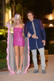 LISA OPIE And Her Boyfriend In A Barbie And Ken Costume Out In Los Angeles  10