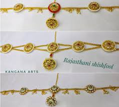 Shishfool Design Kangana Arts Jewellers House Of Imitation Jewelery