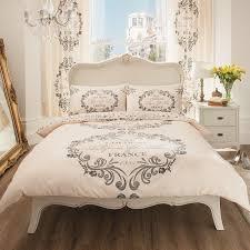 paris themed bedding for s detalles de paris script single duvet cover set new bedding