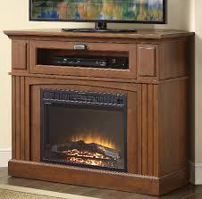details about corner electric fireplace tv stand media center 1500 watt heater home furniture