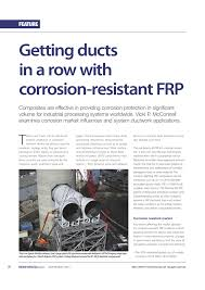 Getting Ducts In A Row With Corrosion