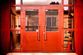 school doors. School Doors