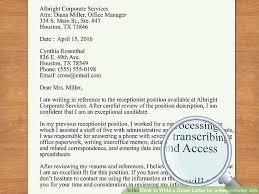 Cover Letter Wikipedia Tomyumtumweb Com