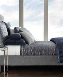 Hotel Collection Quadre Blue Coverlet Collection - Quilts ... & Hotel Collection Quadre Blue Coverlet Collection - Quilts & Bedspreads -  Bed & Bath - Macy's Adamdwight.com