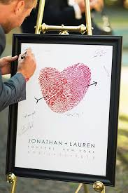 Creative Alternatives To The Wedding Guestbook Young