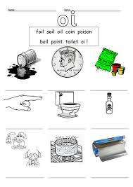 © contributed by leanne guenther. Oi Digraph Worksheets Teaching Resources