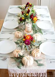 45 thanksgiving table settings thanksgiving tablescapes decoration ideas