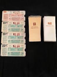 Contract Bridge Scoring Chart Lot Vintage Contract Bridge Score Cards Tally Sheets
