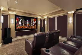 home theater. home theater room installation