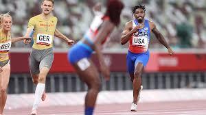 U.S. mixed 4x400m team DQs, spoiling Felix medal chance - KOBI-TV ...