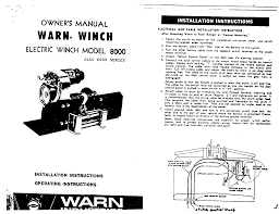 warn information land cruiser tech from com