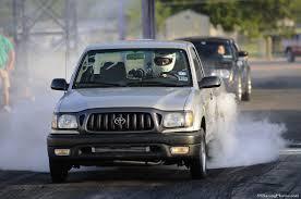 2001 Toyota Tacoma Reg-cab precision 6262 turbo 1/4 mile trap ...