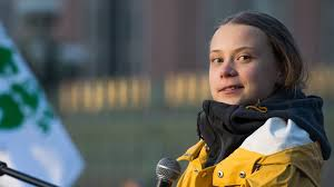 Greta Thunberg guarantees you won't forget this number