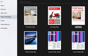 Apple Flyer Templates Iwork Pages Brochure Templates Apple Pages Brochure Templates How To