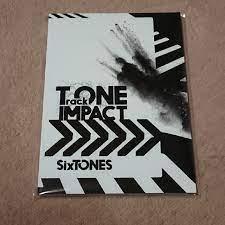 Sixtones トーン インパクト グッズ