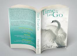 author christoph fischer for this new book time to let go a package of marketing graphics similar to this for your project would be d at approx